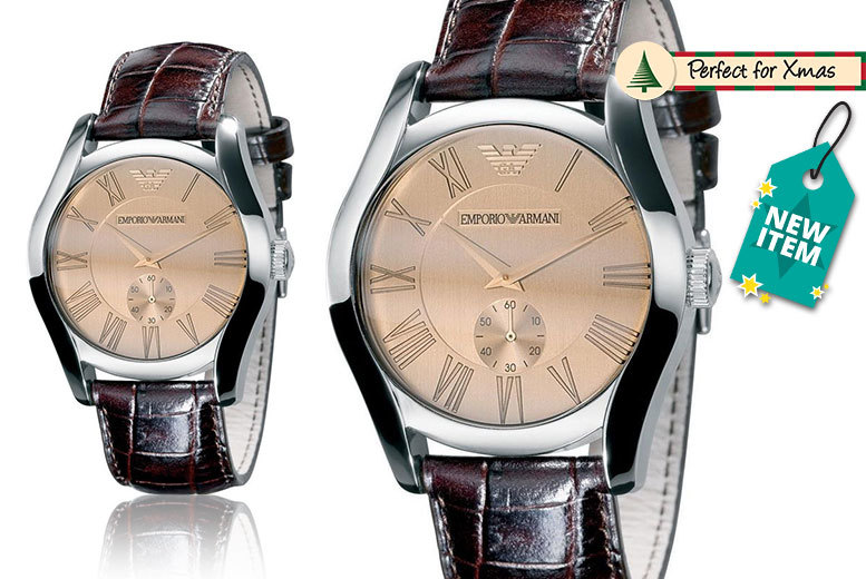 Men's Classic Emporio Armani AR0645 Watch