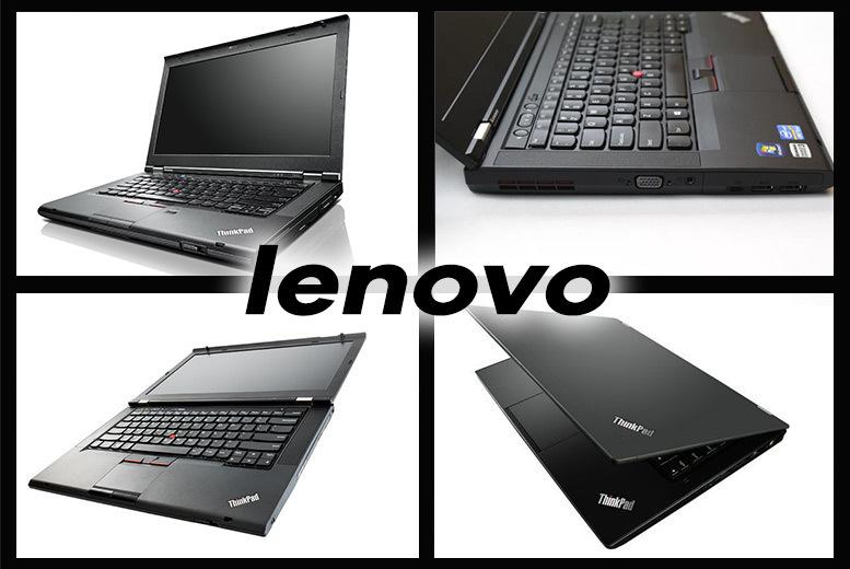 14.1″ 320GB Lenovo Thinkpad T430 Laptop for £189
