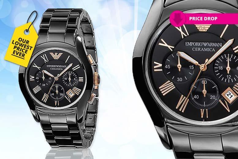 Men's Emporio Armani AR1410 Watch