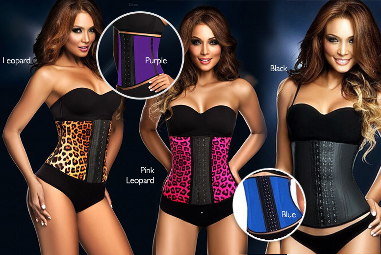 £18 instead of £54.99 (from Who Runs the World) for a 'celebrity waist trainer' - choose from five styles and save 67%