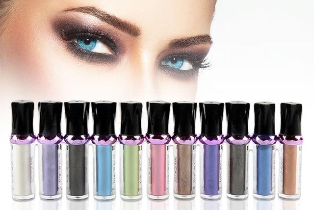 roll-on glitter makeup