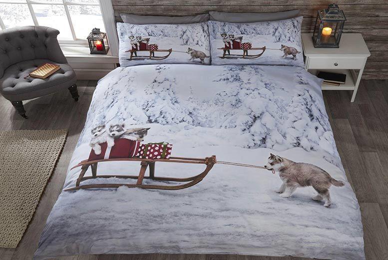 Christmas Duvets - 4 Designs & 3 Sizes!
