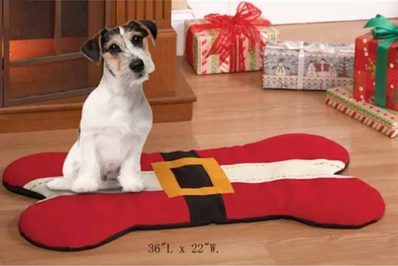 Christmas Pet Bed from £8.99