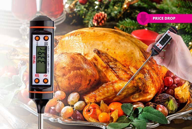 LED Digital Thermometer for £2.99