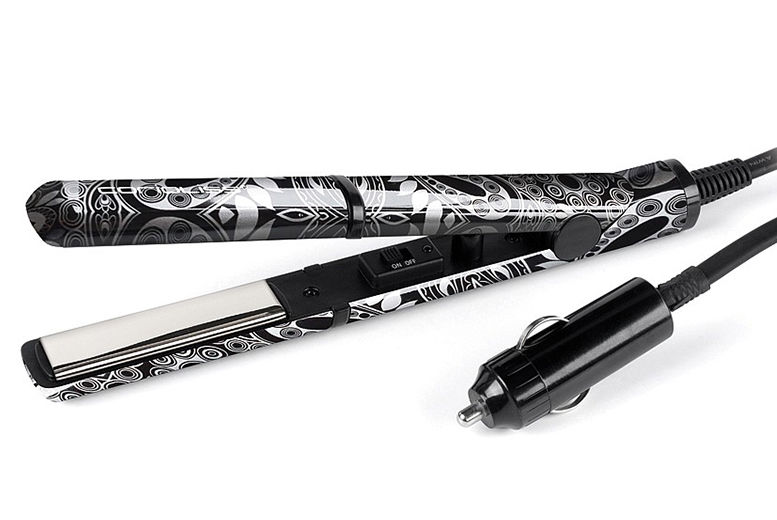 Corioliss On-the-Go Titanium In-Car Hair Straighteners for £17.99
