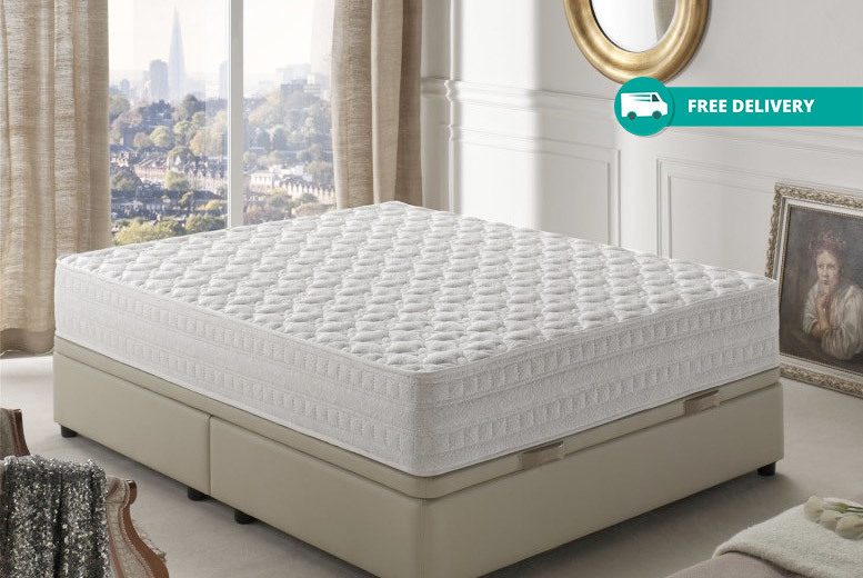 Eco Dream Memory Foam Mattress - 5 Sizes & Delivery Included!