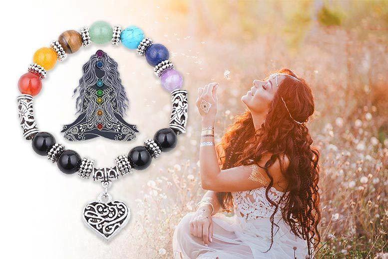 Chakra Bracelet for £8