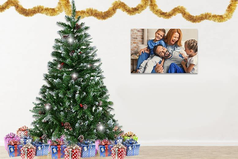 4ft Extra-Thick Tipped Christmas Tree for £9.99