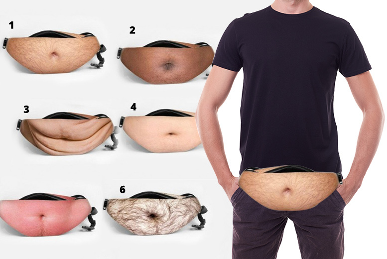 The Dad Bod Bag – 6 Styles! for £8.99