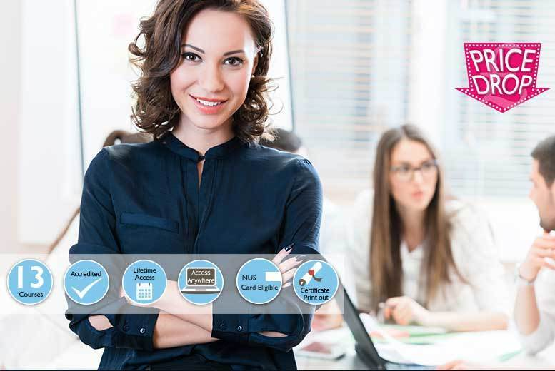 Ultimate Accredited Supervisors & Managers Course Package – 13 Courses! for £18