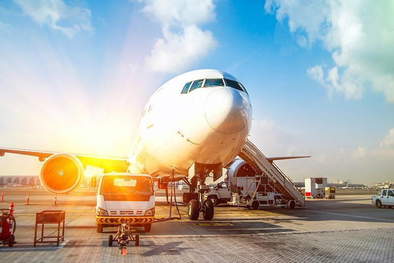 From £29 for eight days of Manchester Airport parking with a meet and greet pick-up and drop-off service, from £39 for 15 days - save up to 28%