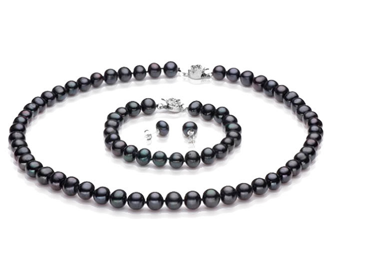 Freshwater Pearl Tri Set - 3 Colours!