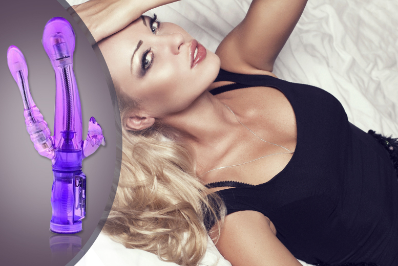 £12 instead of £79.99 (from Who Runs The World) for a dolphin 3G stimulating vibe - save a screaming 85%