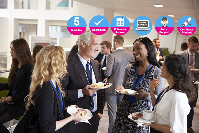 Accredited Networking Events Course for £12