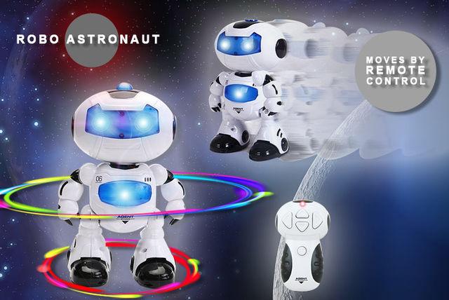 remote control dancing robot