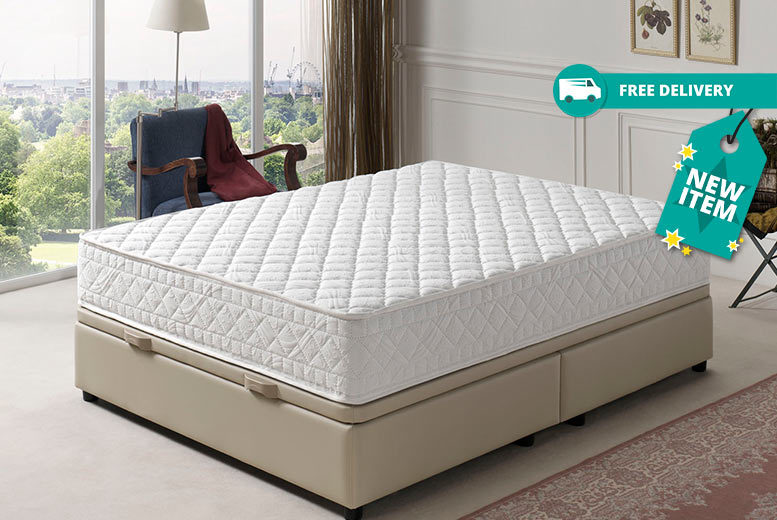 Therapy Quilted Memory Mattress
