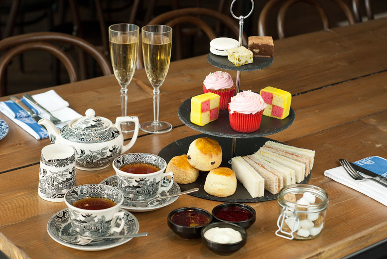 £24 for a sparkling afternoon tea for two people including a glass of Prosecco each, £46 for four people, £66 for six people at The Tophams Hotel, Belgravia