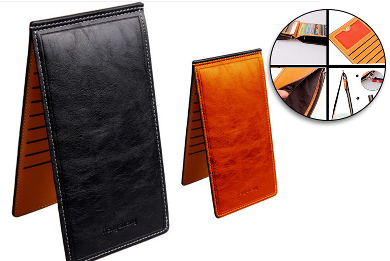 Super Slim Magic Wallet – 2 Colours! for £9.99
