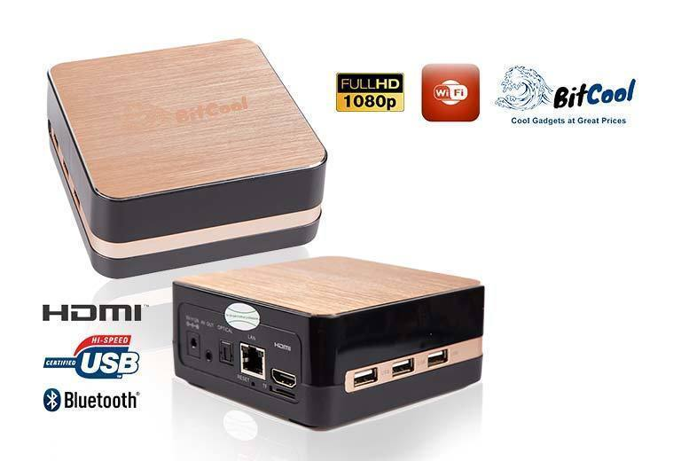 Android Mini PC Internet Streaming TV box for £39