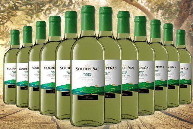 castillo soldepeñas white wine