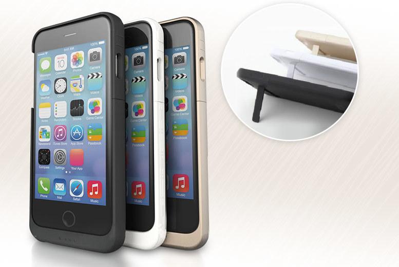 Fakurma iPhone Charging Case