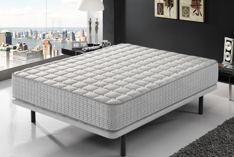 Titanium Energy 3D Memory Foam Mattress - 5 Sizes!