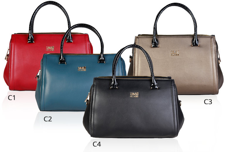 Cavalli Class Handbags – 11 Designs! from £59