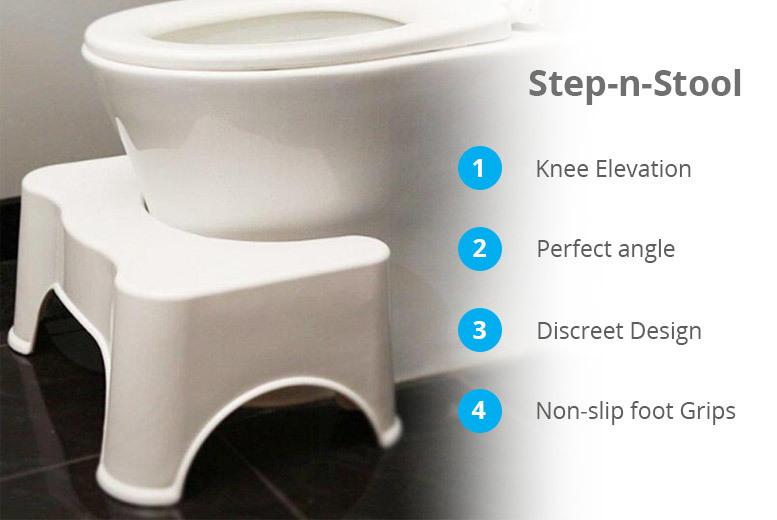 Step 'n' Stool' for £9.99