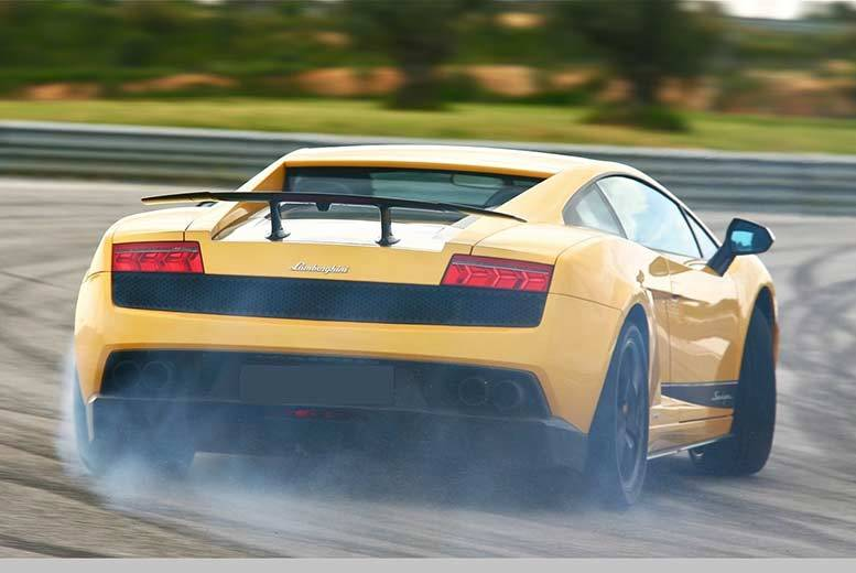 £99 instead of up to £139 for a Lamborghini or Aston Martin thrill driving experience from Activity Superstore - choose from over 13 locations and save 29%!