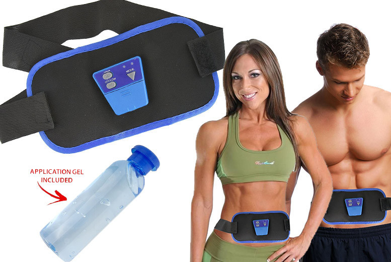 Abs Gymnic Electronic Toning Belt for £9.99