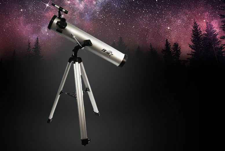 FX-700 Astronomical Telescope for £39.99