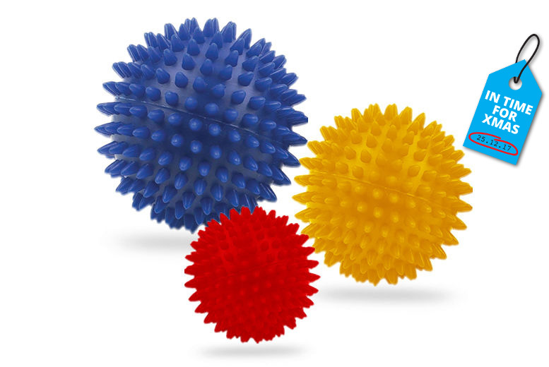 Spikey Massage Balls for £4.99