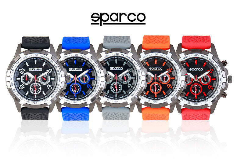 Sparco Watches - 5 Colours!