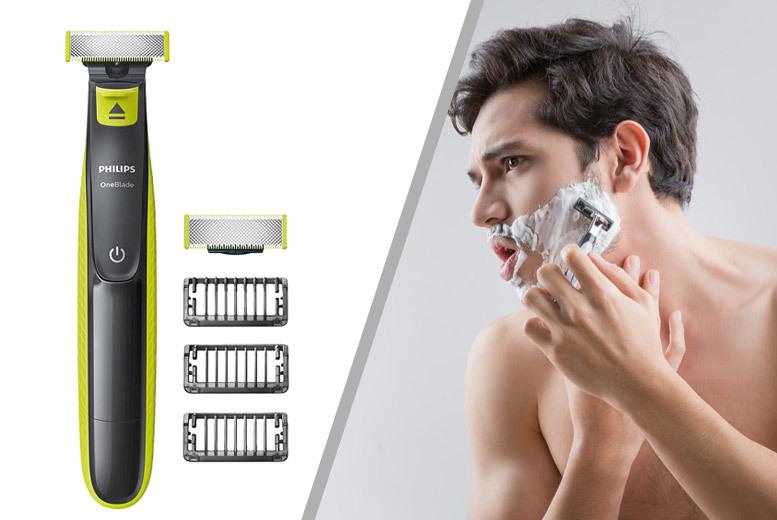Philips OneBlade Hybrid Trimmer & Shaver for £27