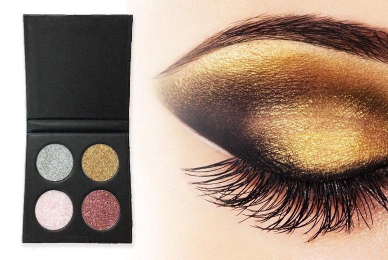Compressed Glitter Eyeshadow Palette from £4.99