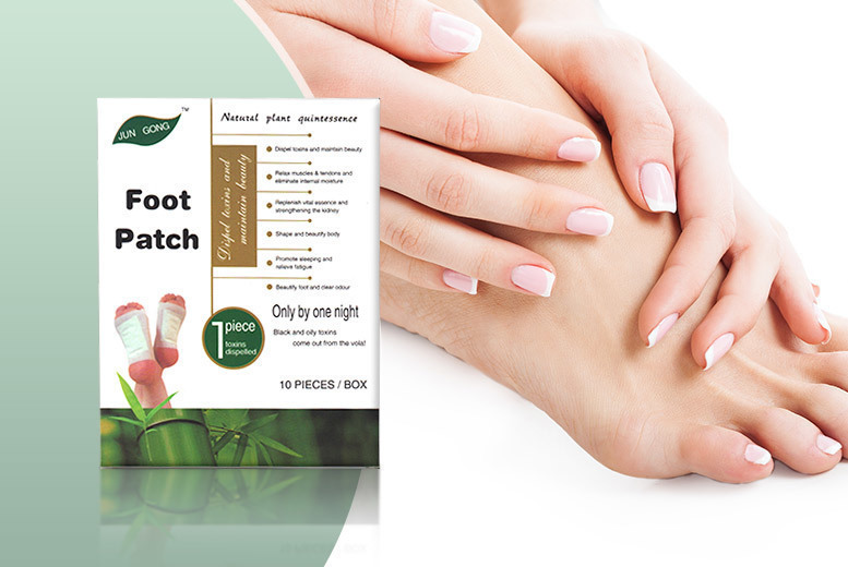 Detox Foot Patches from £12.99