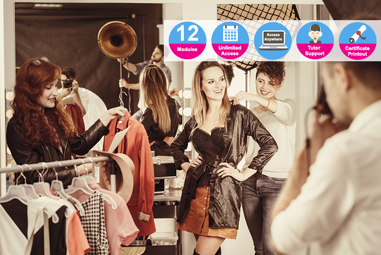 Fashion Stylist Course for £12