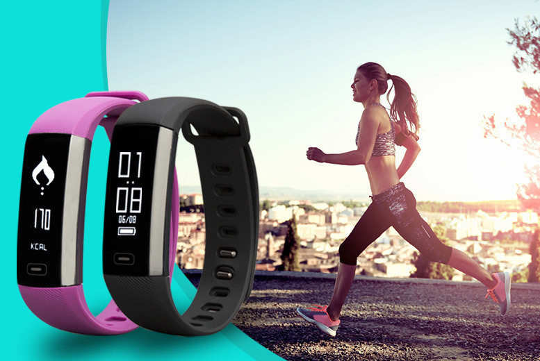 15-in-1 Fitness Watch for £35