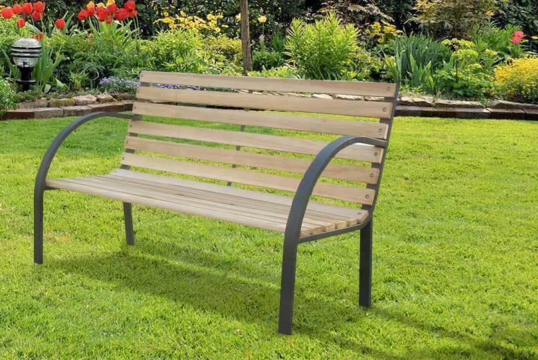 Pembrokeshire Garden Bench for £37