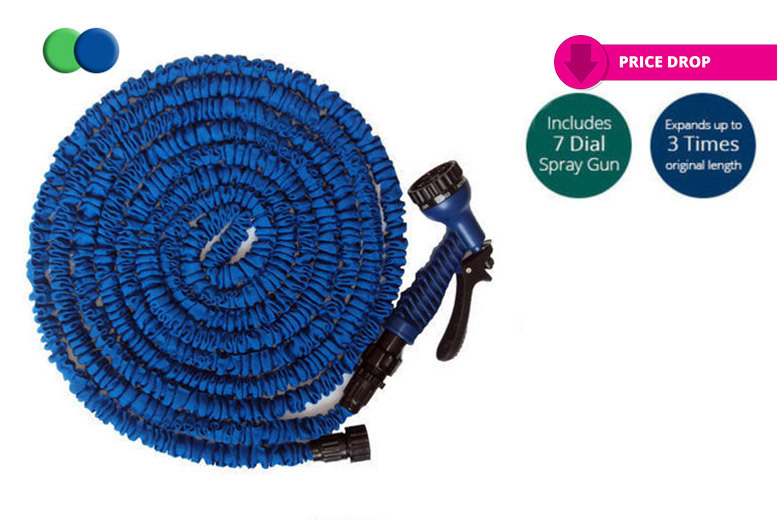 Magic Expanding Hose – 5 Sizes & 2 Colours! from £8.99