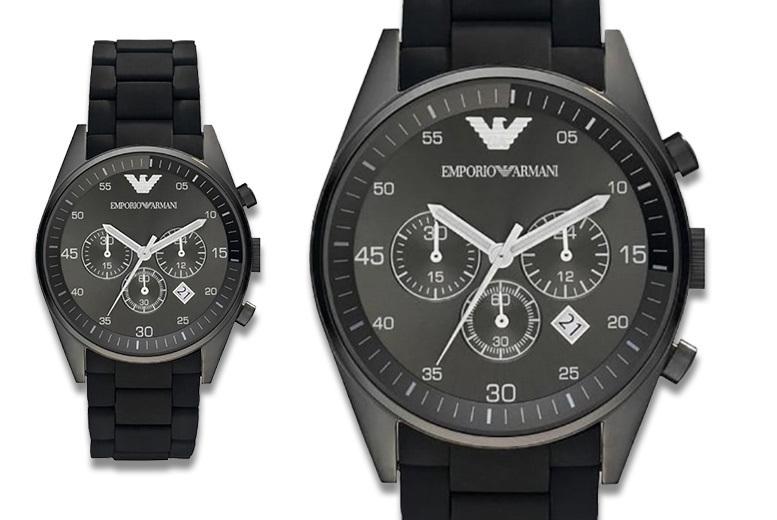 Emporio Armani AR5889 Watch for £119