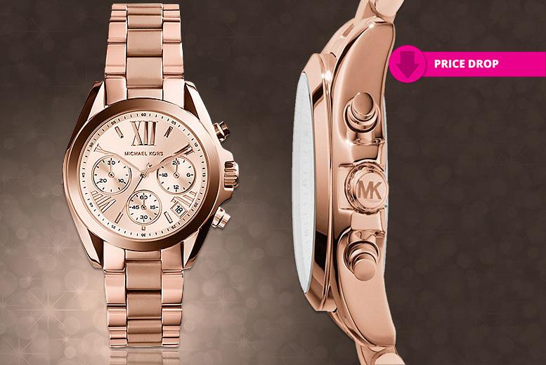 Michael Kors Ladies Mini MK5799 Watch