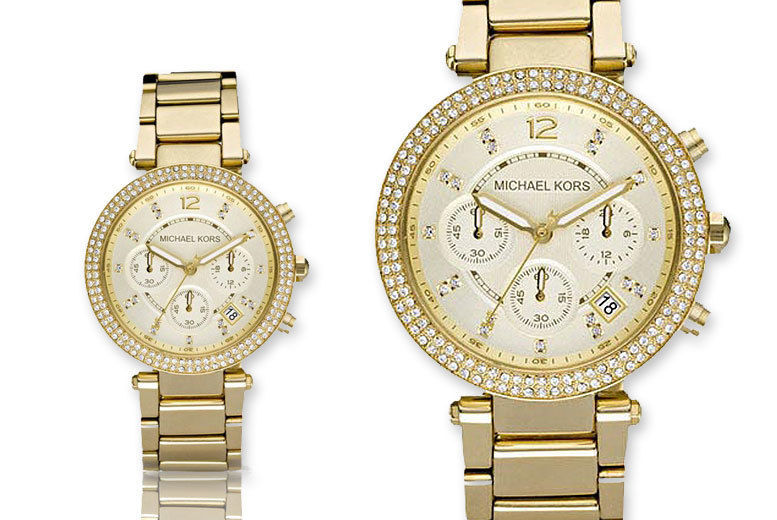 Michael Kors MK5354 Mini Parker Watch