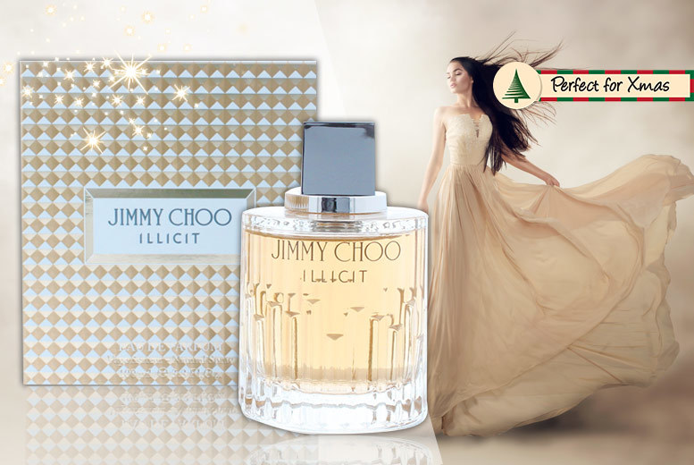 Jimmy Choo Illicit EDP 100ml for £42.98
