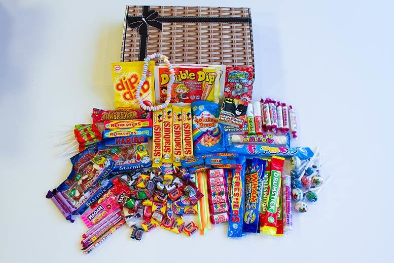 The Best Deal Guide - Treasure Box Sweet Hamper - Mighty Box Upgrade!