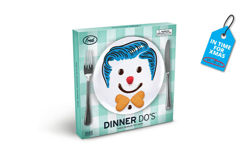 Fred's Dinner Do Plate Set for £9.99