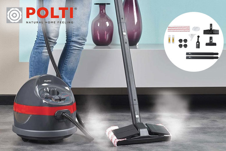 Vaporetto Classic 55 Steam Cleaner for £99.99
