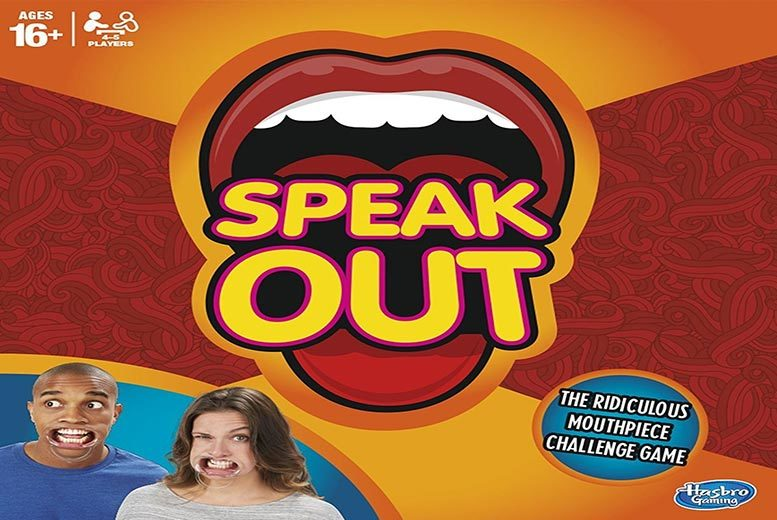 Speak Out Family Challenge Game for £8.99