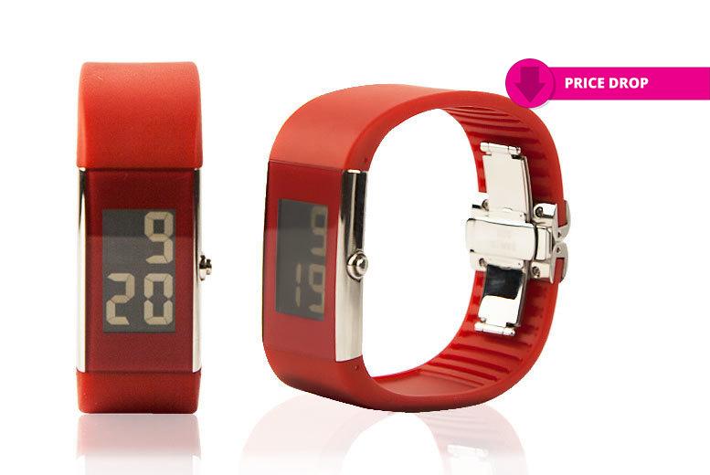 Women's Rosendahl Digital Watch