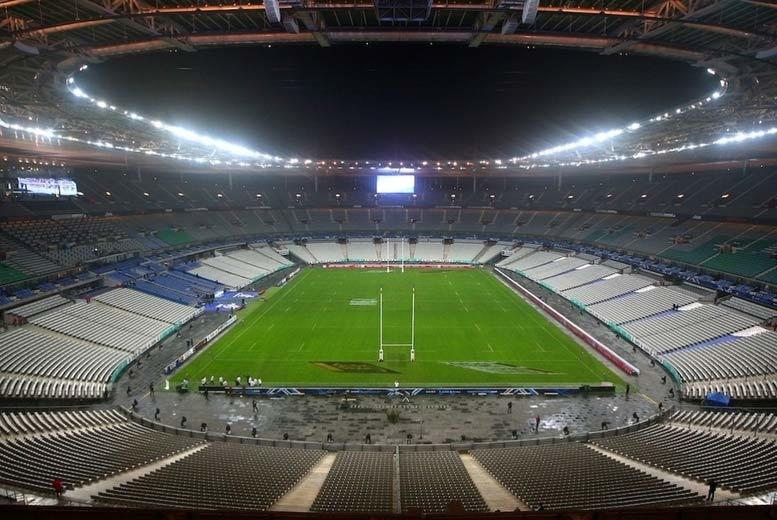 Six nations 2018 ticket france vs ireland paris stay 199pp for Overnight stay in paris
